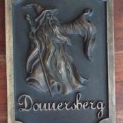 Schild Donnerstberg