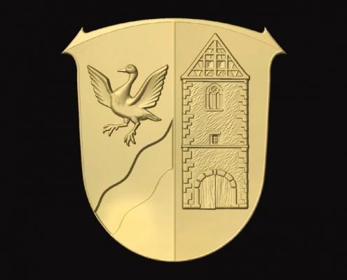 Wappen Wersau