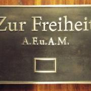 Bronzetafel Zur Freiheit