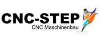 Logo CNC-STEP-Mschinenbau