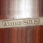 Bauherren Tafel - Anno 2012
